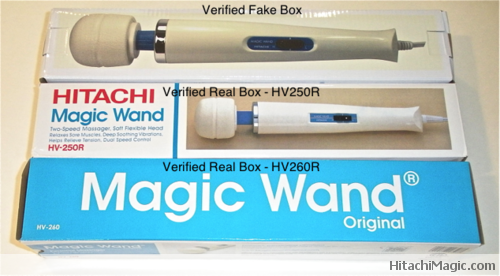 Hitachi Wand Comparisons