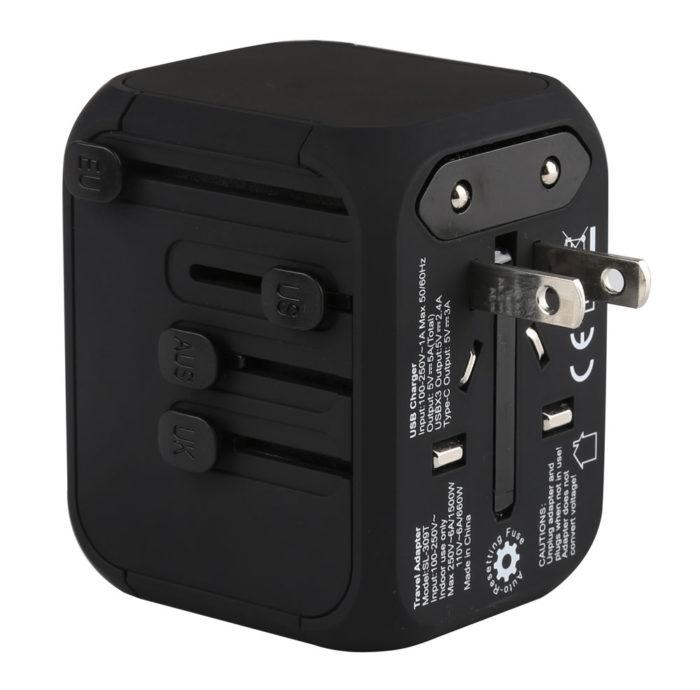 Universal Worldwide Travel Adapter